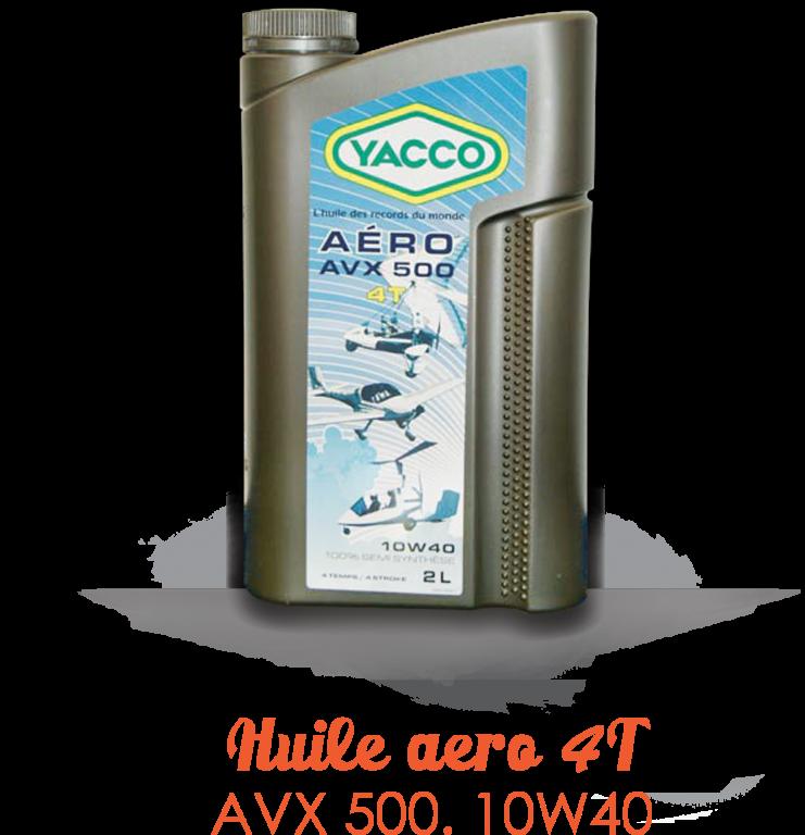 HUILE YACCO 4T 2L