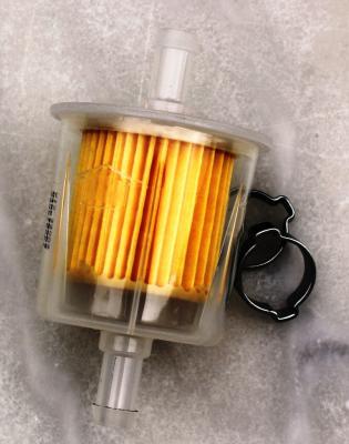 Filtration fine en ligne pour Pompe de transfert